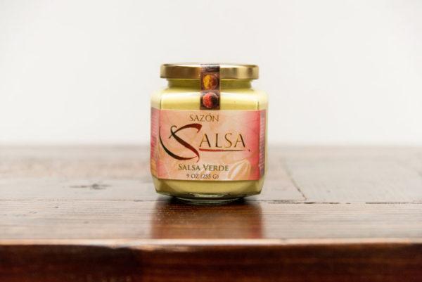 sazon jar salsa verde